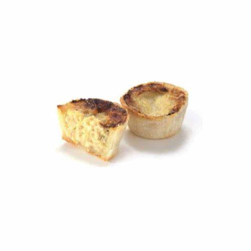 Mini quiche Oka - Hors d'oeuvres